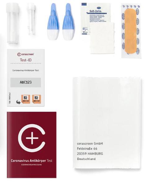 Corona Antikörpertest